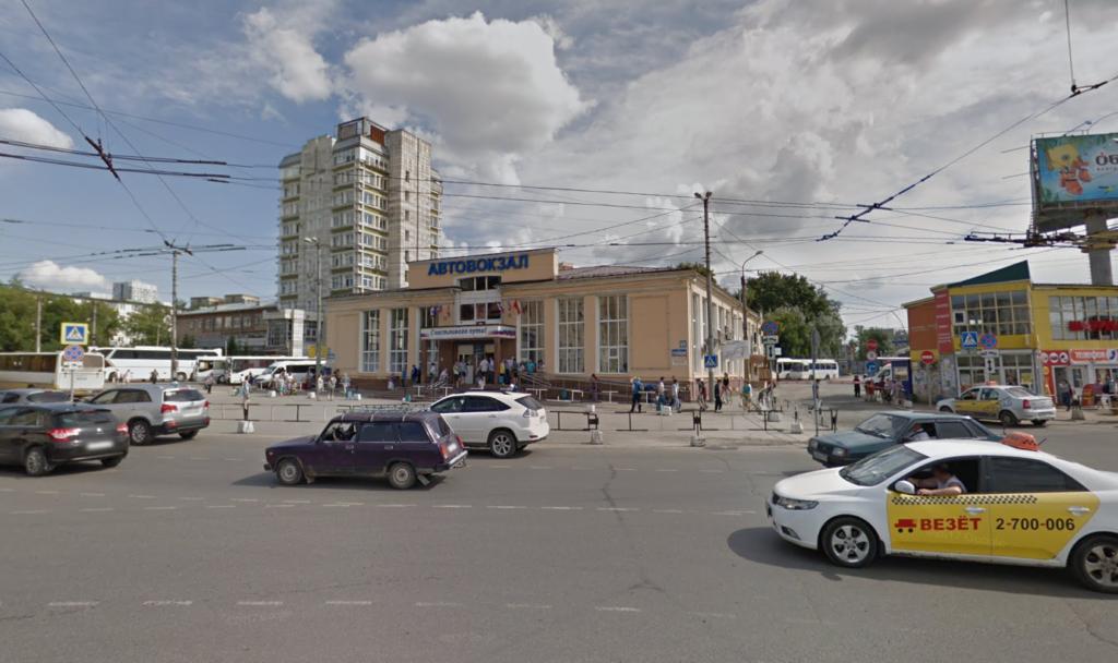 Автовокзал Пермь