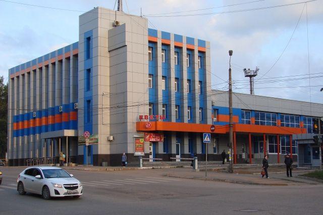 Киров Автовокзал