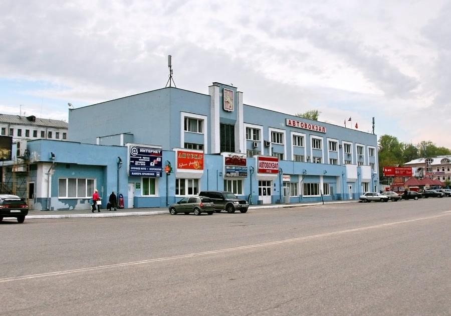 Автовокзал Владимир