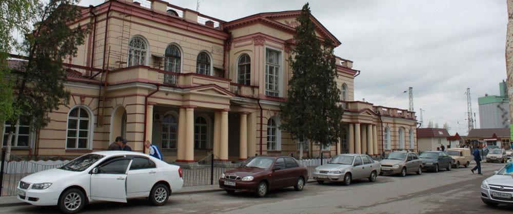 Автовокзал Новочеркасск